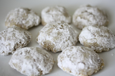 Pecan Butter Balls, Russian Tea Cakes Or Mexican Wedding ...